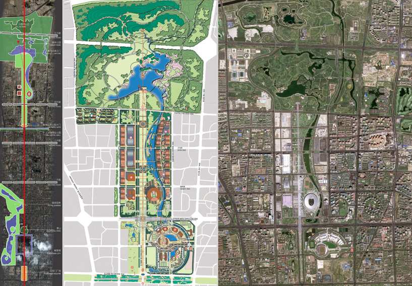 Beijing Olympic Green Competition Submission