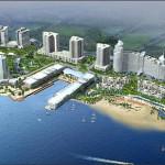 Dubai Festival City Foreshore
