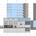streetscape elevation
